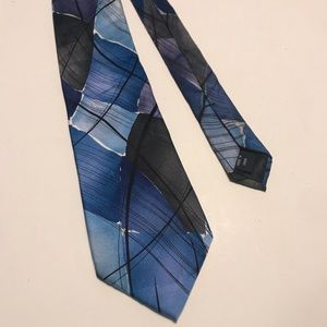 J. Garcia 100% Silk Tie